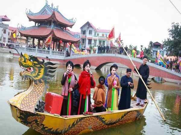 Top 5 lễ hội truyền thống Việt Nam đặc sắc