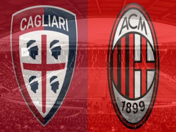 Nhận định kèo Cagliari vs Milan, 02h45 ngày 19/1 - Serie A
