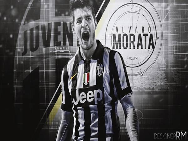 Tiểu sử Alvaro Morata - Cầu thủ của đội bóng Juventus