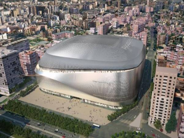 Tin thể thao 16/9: Real Madrid lên kế hoạch khánh thành SVĐ mới